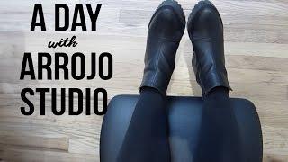 A Day with Arrojo // ANAWOZA