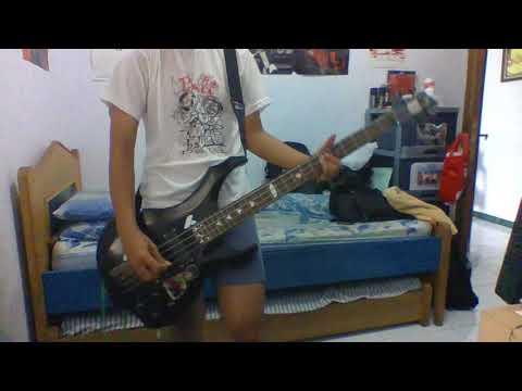Aof Big Ass - Toom Yoo Nai Jai / Deep in My Heart Ost. Suckseed Bass Cover