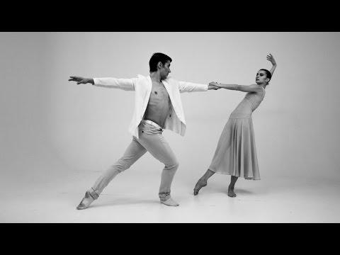 """So it seems"" (principal dancers of Kremlin Ballet) Alexandra Timofeeva & Mikhail Martynyuk"