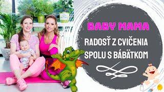 BabyMama -  Cvičenia pre súčasné a nastávajúce mamičky - Tehotenstvo a Materstvo 👶 | Zora Czoborová