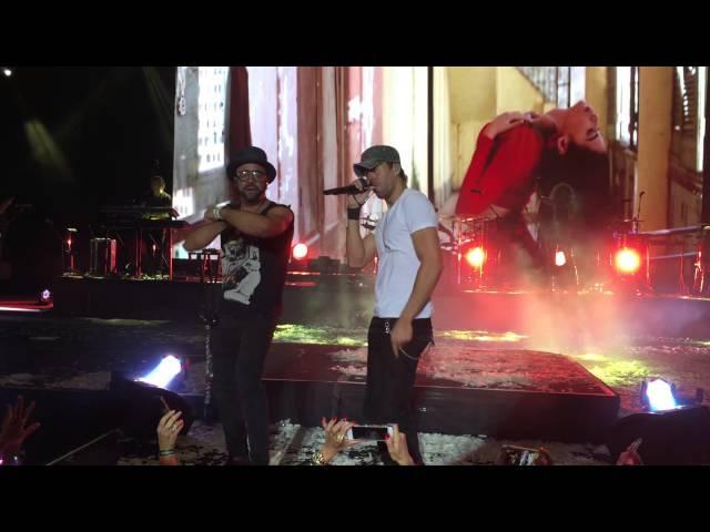Enrique Iglesias - El Perdón y Bailando, Starlite Festival Marbella 2015