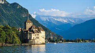 Велопутешествие по Швейцарии - Веве, Монтрё(44-й день велопутешествия по Европе - Веве и Монтре (Швейцария). Езда на велосипеде ночью. http://www.svoimiglazami.com/journal..., 2016-04-20T11:42:00.000Z)