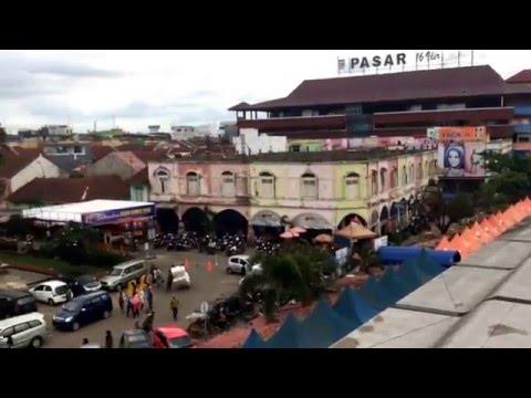 35 Indonesia: Pekanbaru - Palembang - Bandar Lampung