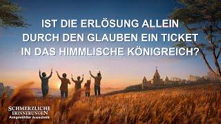 Christliche Film Clip - Eine Debatte über die Rettung und den Eintritt ins himmlische Königreich