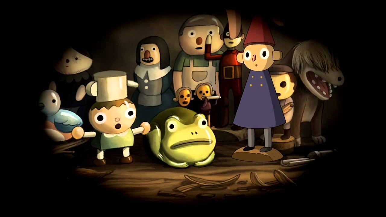 Over The Garden Wall Theme Song Into The Unknown Full Version Hd Youtube
