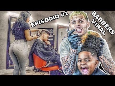 Los Mejores Barberos del Mundo   Episodio#1