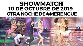 Showmatch - Programa 10/10/19 | Otra noche de #Merengue en #SúperBailando