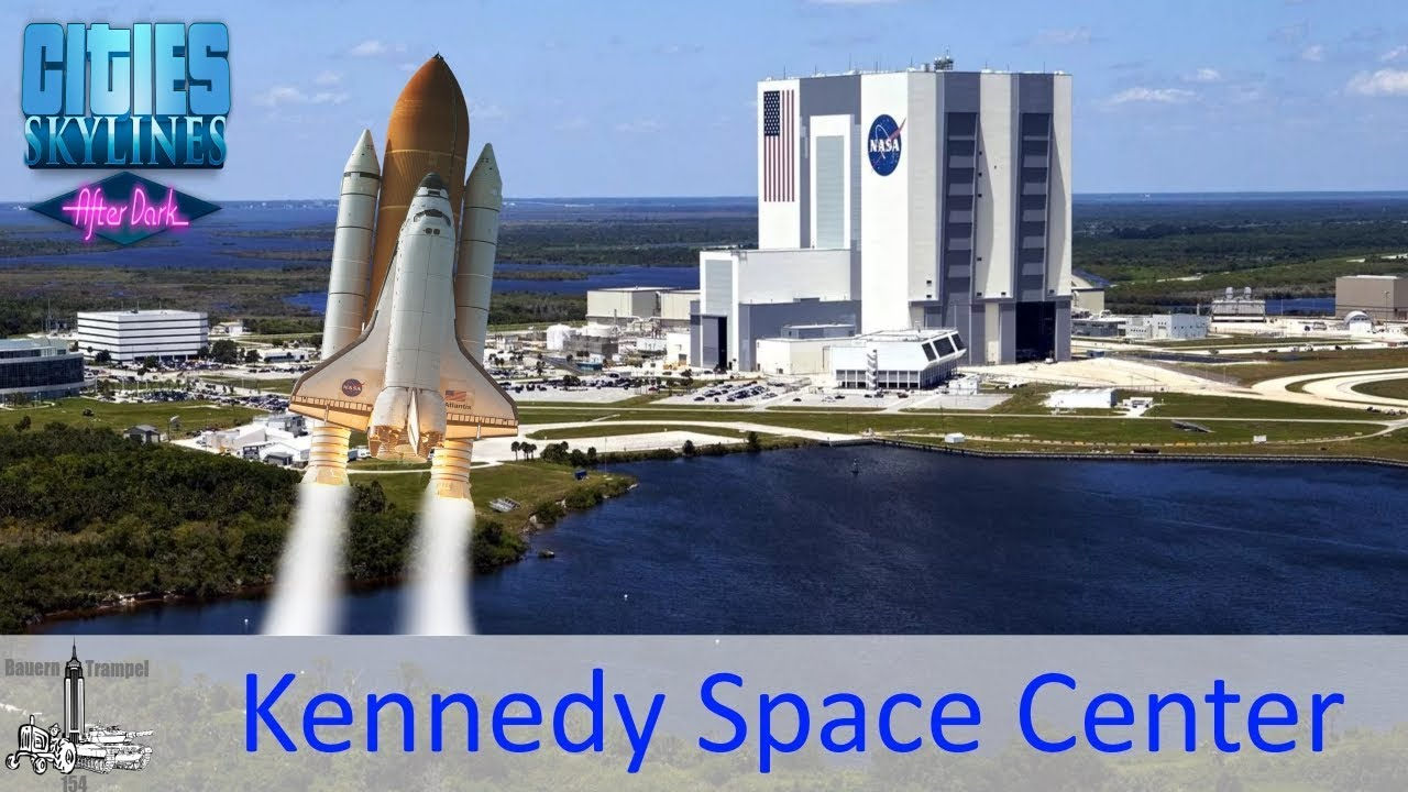 Kennedy Space Center ● Intro & Map | Cities Skylines [Cinematic] on glenn research center map, shuttle training aircraft, space shuttle solid rocket booster, satish dhawan space centre map, saturn ib, john f. kennedy international airport map, arlington national cemetery map, space weather map, space coast map, disney world map, johnson space center site map, space shuttle external tank, space shuttle program, key west map, marshall space flight center map, magic kingdom map, cape kennedy map, saturn i, vehicle assembly building, apollo-saturn v center, atlas v, space shuttle discovery, old town kissimmee area map, johnson space center campus map, space shuttle abort modes, merritt island map, cape canaveral, white sands missile range map, ares v, national air and space museum map, space shuttle columbia disaster, orbiter processing facility, launch complex map, cape canaveral air force station, orlando map, launch control center, naval air station patuxent river map,