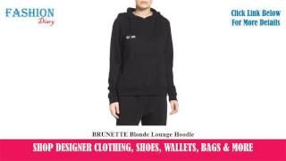 ★★★ BRUNETTE Blonde Lounge Hoodie ★★★ | Rooney Smite