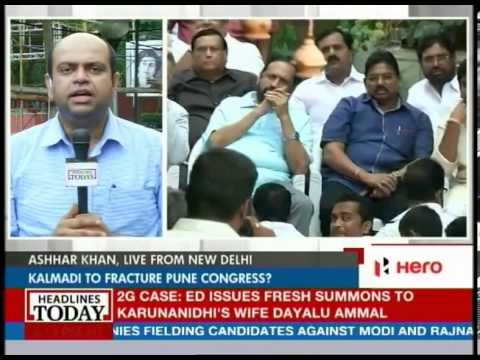 Congress plays safe on Pune Lok Sabha seat