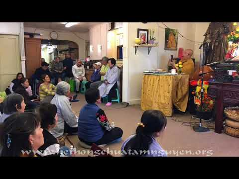 """TTT THÔNG LAI / Tầm Nguyên 1 """"Pháp Thoại"""" Oct 15, 2017"""