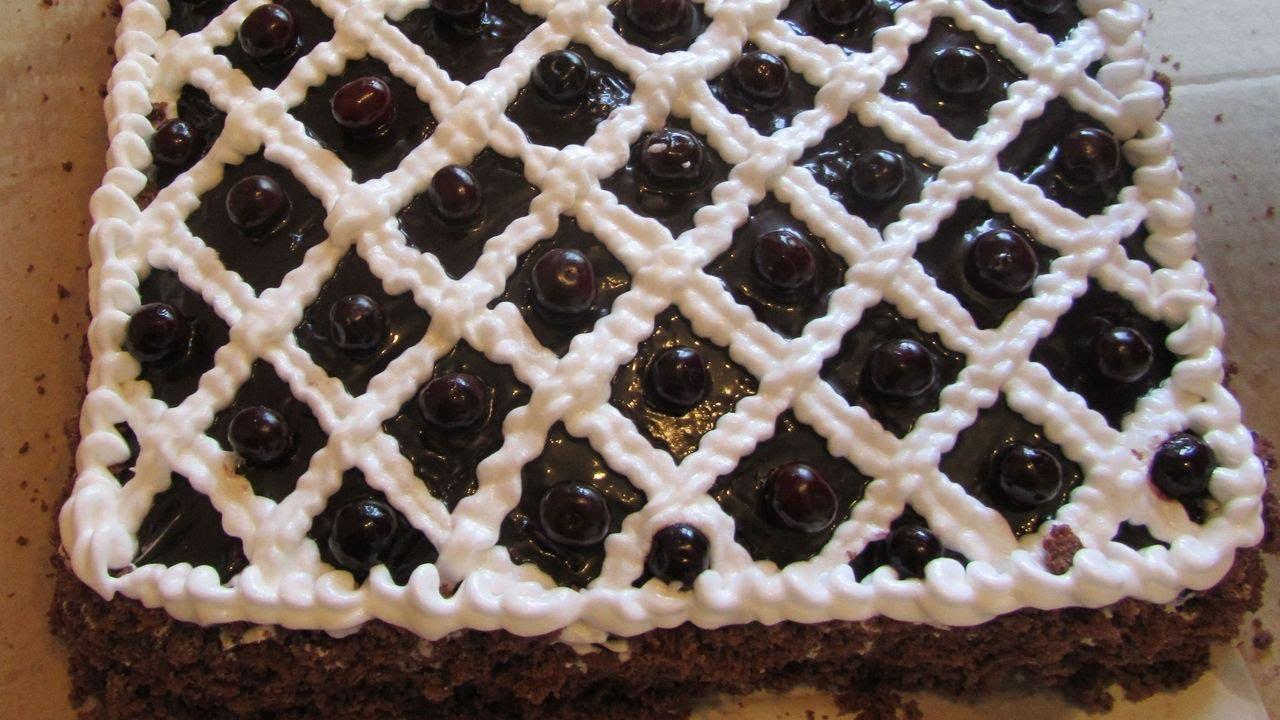 Простые торты приготовить в домашних условиях