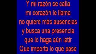Quiero Amanecer Con Alguien  -  Daniela Romo -  karaoke Tony Ginzo