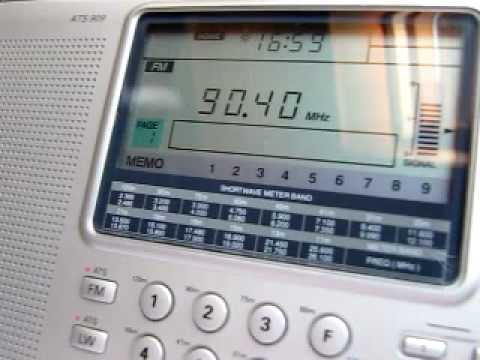 FM DX: Radio Setif Algeria 90.4 MHz received in Germany via Sporadic-E