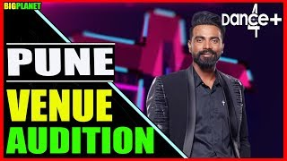 DANCE PLUS 4 AUDITIONS