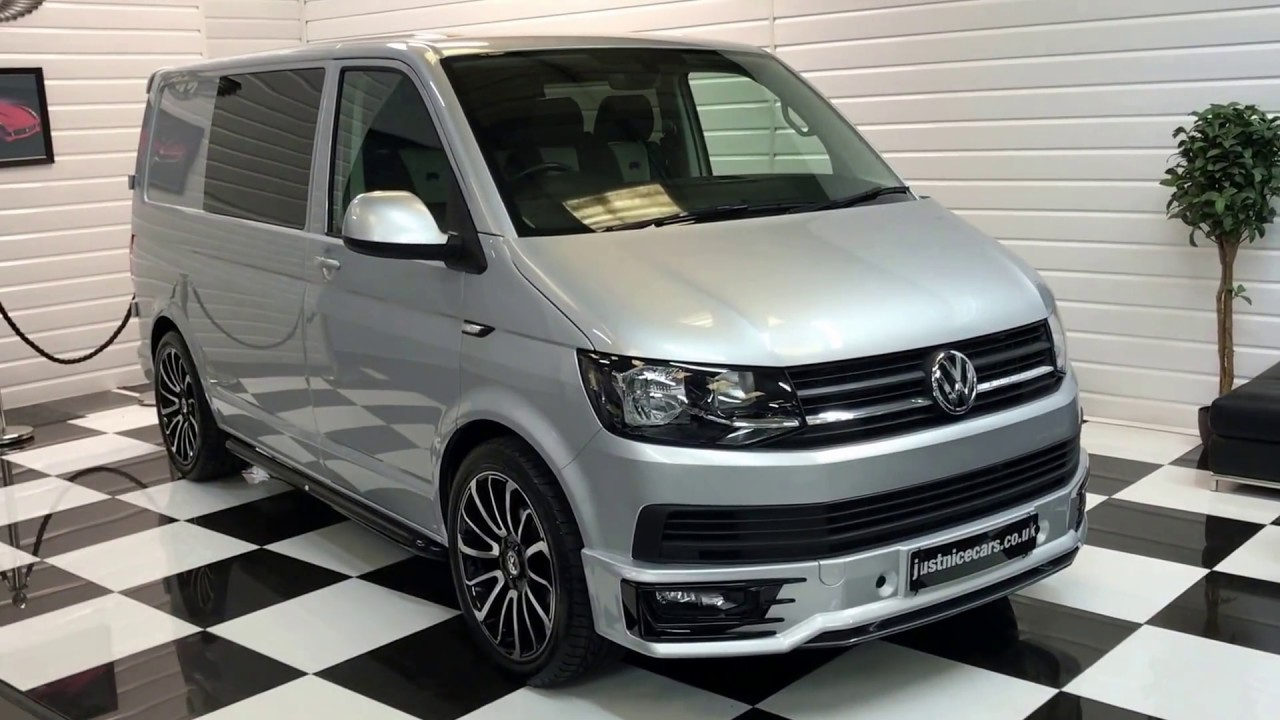 0c6db01ba3 2016 (66) Volkswagen Transporter T6 SWB Highline Kombi (For Sale ...