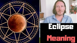 The Spiritual Meanings of the Total Lunar Eclipse July 27th 2018 & Capricorn Manifests with Levi