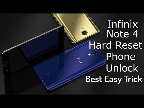 Hard Reset Infinix Hot 10 (X682C) | Infinix Hot 10 Reset Pattern Pin Password Lock Unlock.
