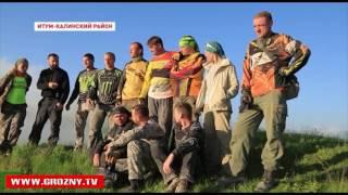 Чечню посетили любители экстремального туризма из Москвы, Санкт-Петербурга, Белгорода и Мурманска