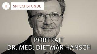 Portrait Dr. med. Dietmar Hansch, Leitender Arzt Privatklinik Hohenegg