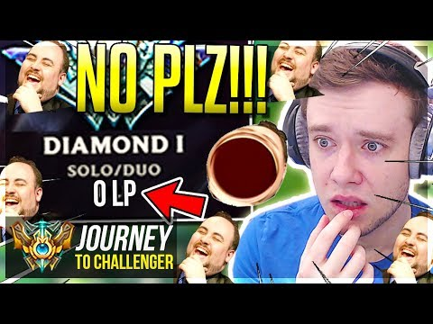 D1 0 LP NO NO NO NO NO NO NO NO NO NO NO NO NO - Journey To Challenger  League of Legends