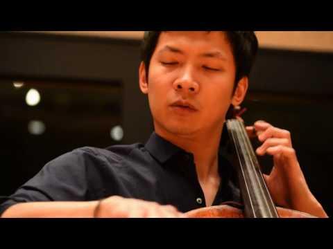 J.S.バッハ 無伴奏チェロ組曲 第1番~プレリュード~/中木健二
