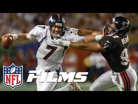 #2 John Elway | NFL Films | Top 10 Clutch Quarterbacks of All Time
