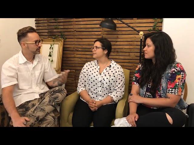 NOHU Collective Live! Episode 7 - The Art Scene with Ambrosia Sullivan
