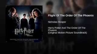 Flight Of The Order Of The Phoenix