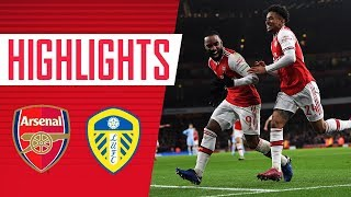 Download HIGHLIGHTS | Arsenal 1-0 Leeds United | Emirates FA Cup