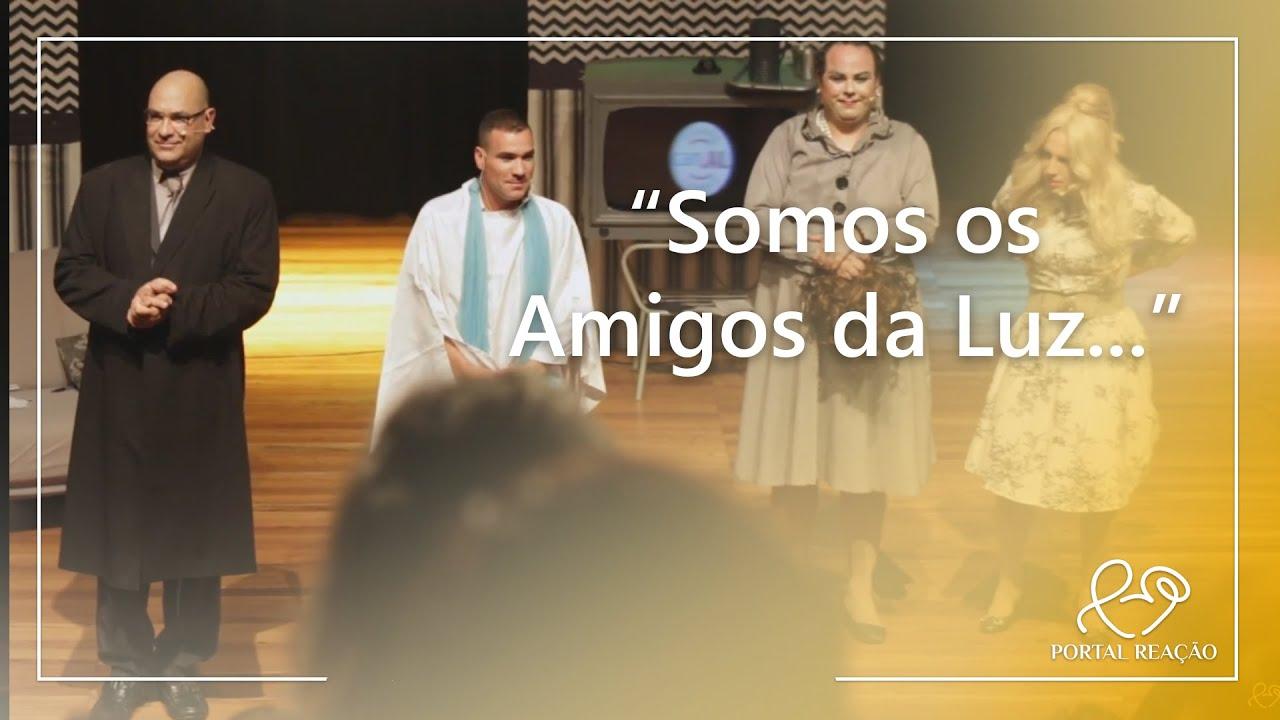 """""""Somos os Amigos da Luz..."""""""