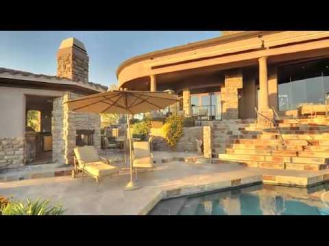 Luxury Rental Vacation Home in Scottsdale Arizona -- Case de Four Peaks