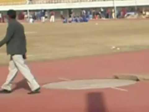 Jinnah stadium 400 meter Islamabad