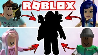 ROBLOX MISTURANDO OS AVATARES DOS YOUTUBERS DENISDAILY, ITSFUNNEH, GAMING WITH KEV, LEAH ASHE