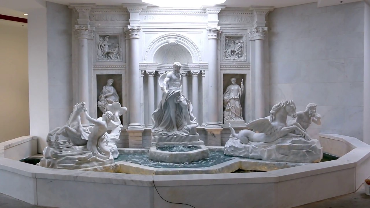 Stone Spectrum Fountain Build 2