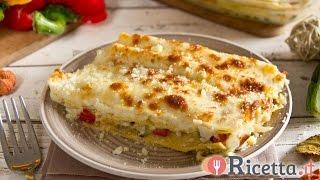 Cannelloni vegetariani - Ricetta.it
