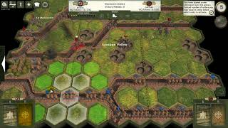 Commands and Colors: The Great War . Somme III (British Victory)