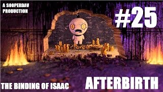 Binding of Isaac: Afterbirth - THE BEST DICE ROOM EVER #25