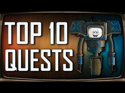 Fallout New Vegas - Top 10 Quests