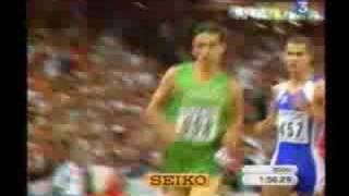 2003.08 Monde 1500m M (el gerrouj,baala)