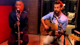 "Johan C Venter: Performs""Jasmyn"" with Katlego Maboe (26.2.2013)"