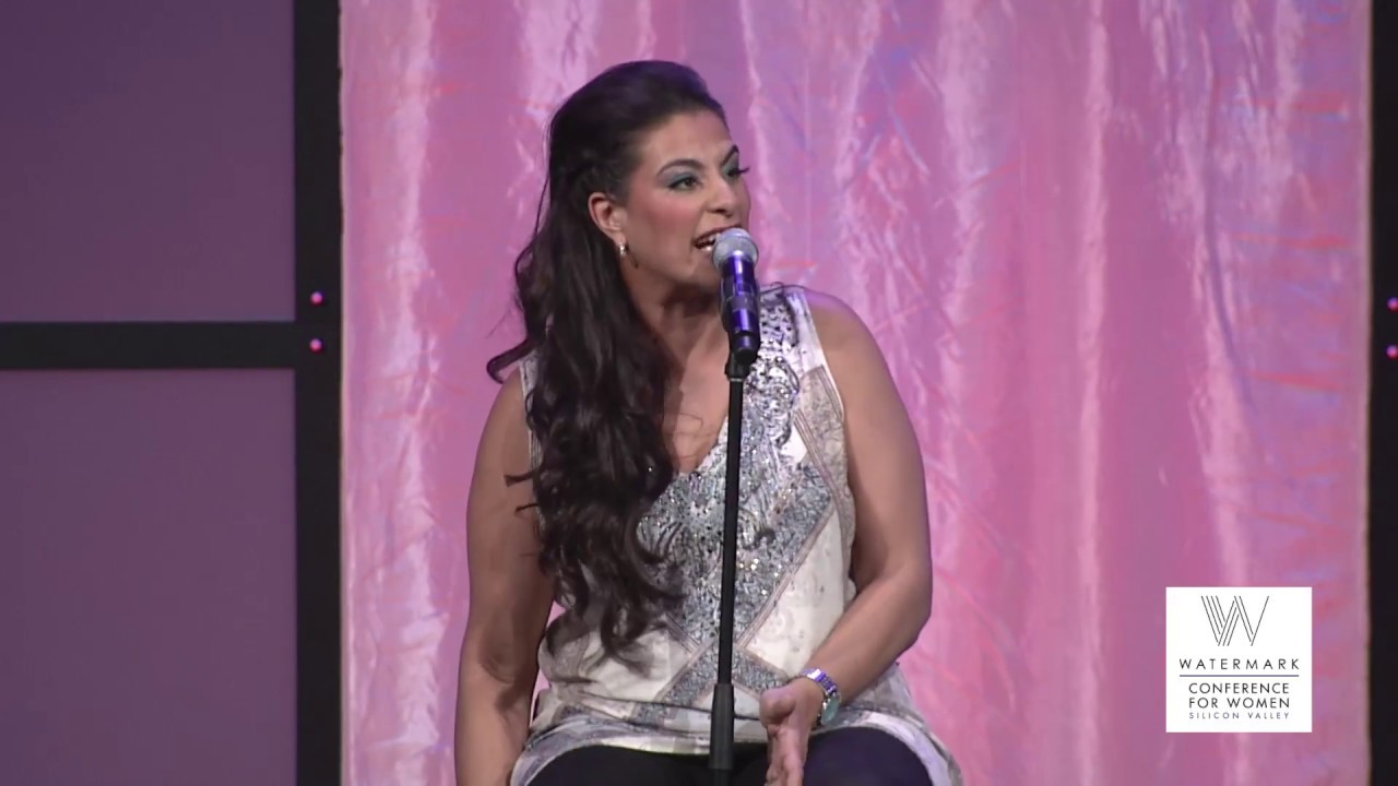 Maysoon Zayid Speaks at the 2018 Watermark Conference for ...