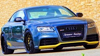 Senner Tuning Audi S5 Coupe 2014 Videos