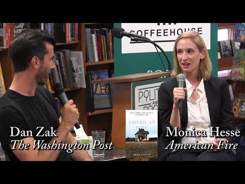 "Monica Hesse, ""American Fire"" (with Dan Zak)"