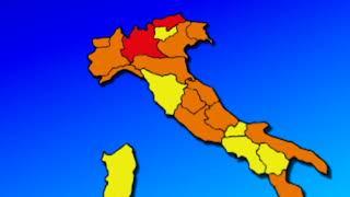 Covid da domani liguria nuovamente zona arancione 160121