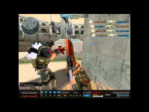CrossFire AL Sacer_Kill HACK! (Speed Knife / Long 20% + No Recoil 100%)