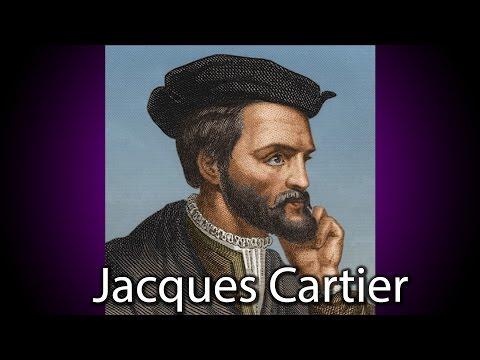 Jacques Cartier (Geography/History School Project)
