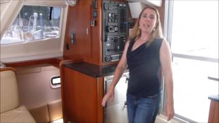 Robertson & Caine Leopard 44 Owner's version sailing catamaran