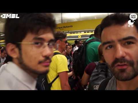 Greve do Metrô de São Paulo - Contra Privatização