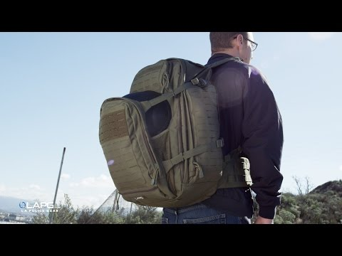 Repeat LA Police Gear - Tactical Chest Pack Attachment by
